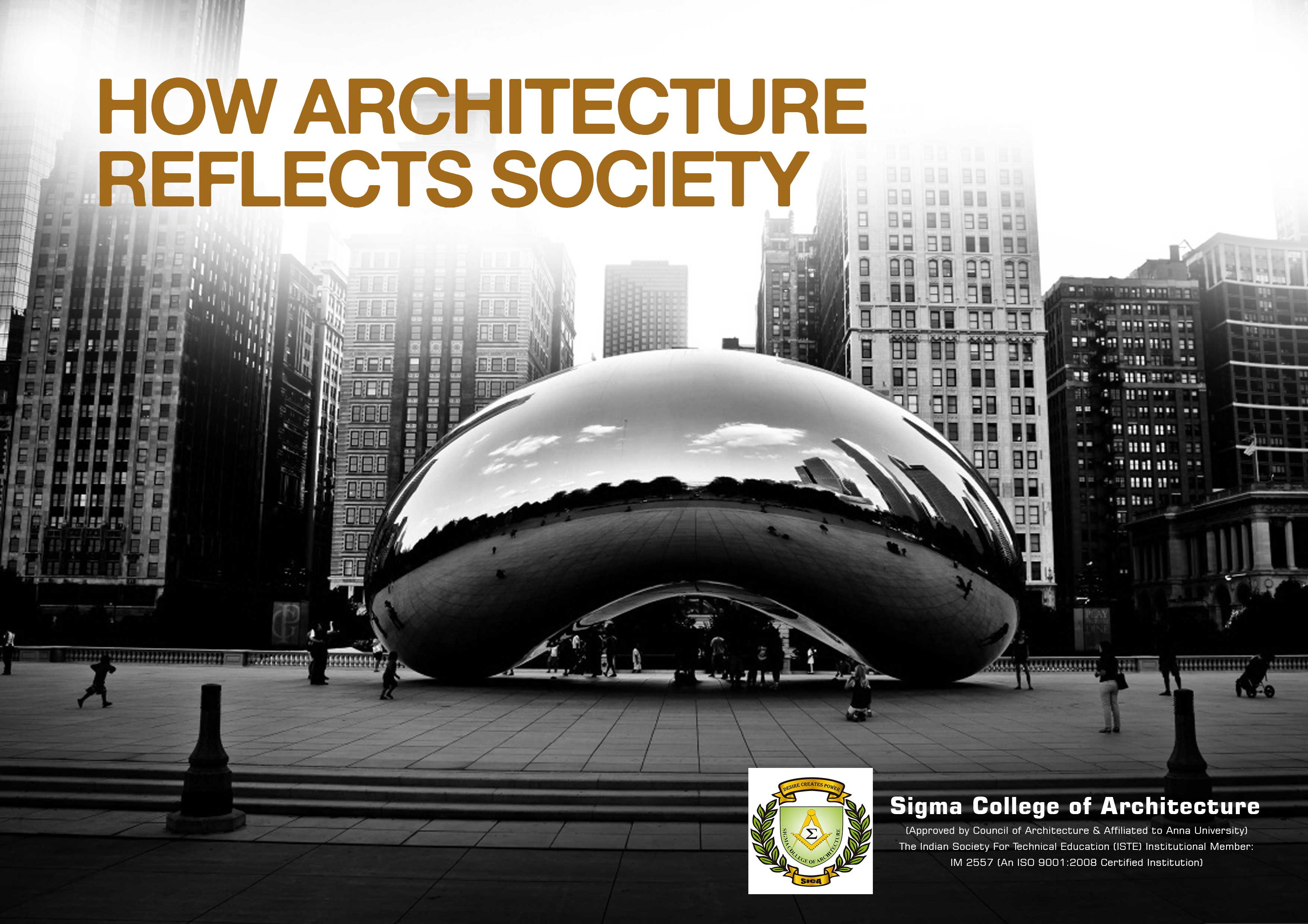 How Architecture Reflects Society