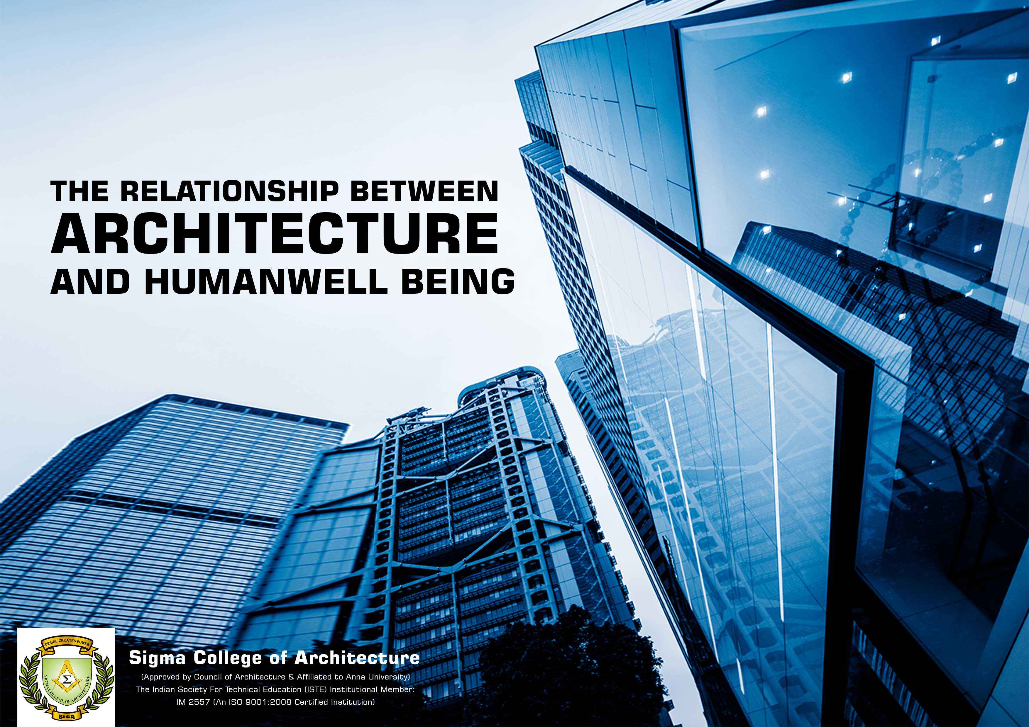 The Relationship Between Architecture and Human Well Being