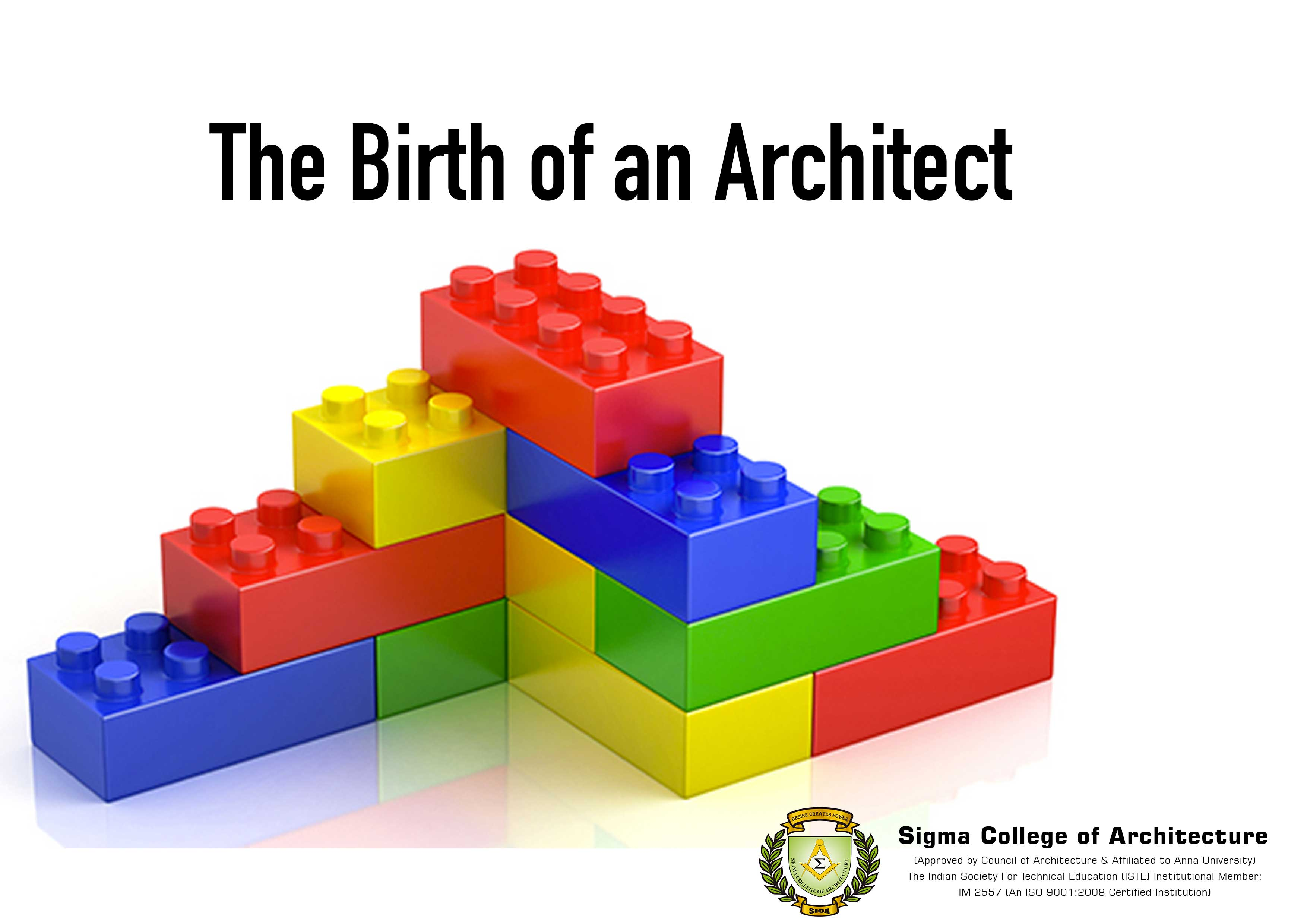 The Birth of an Architect