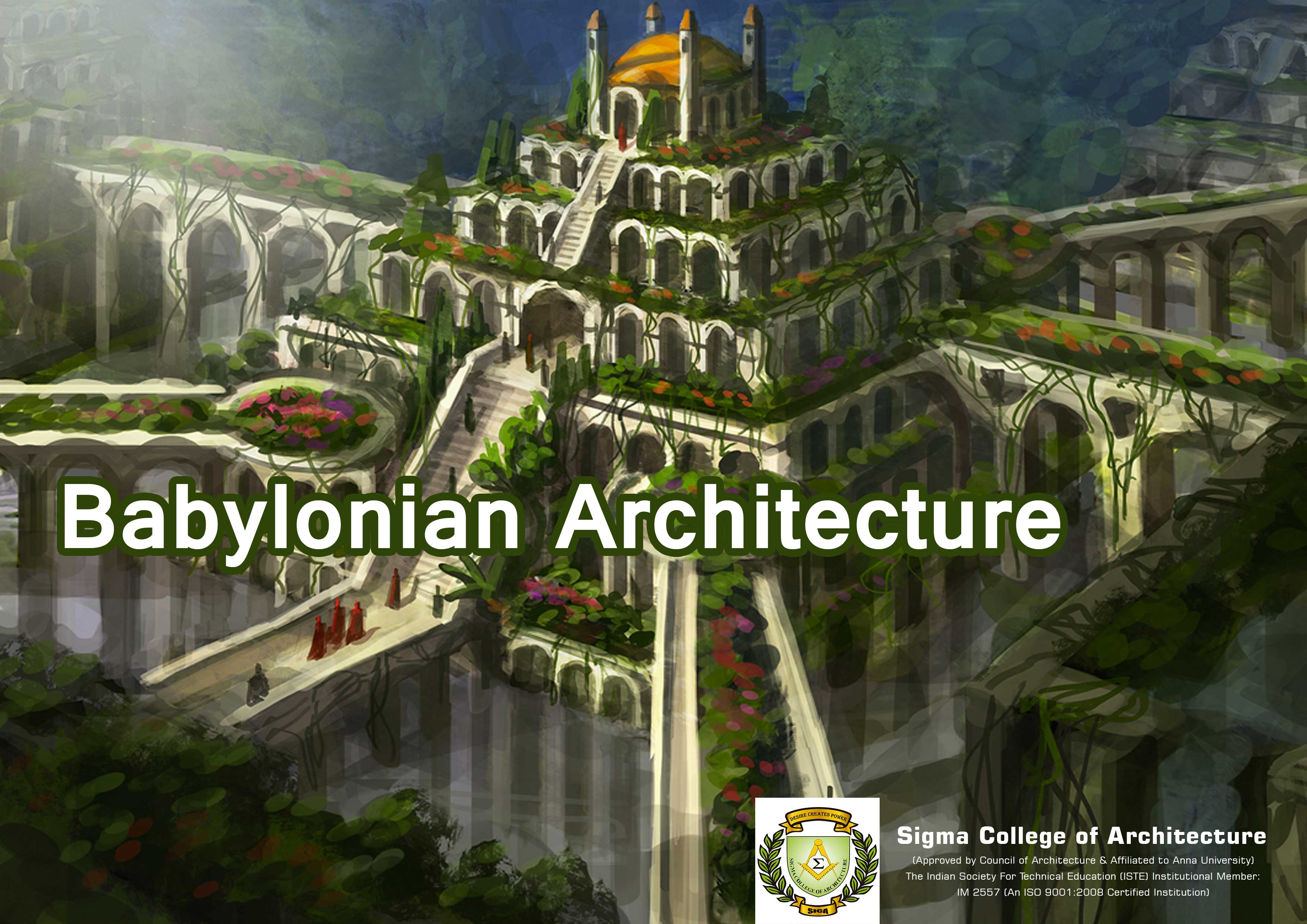 Babylonian Architecture