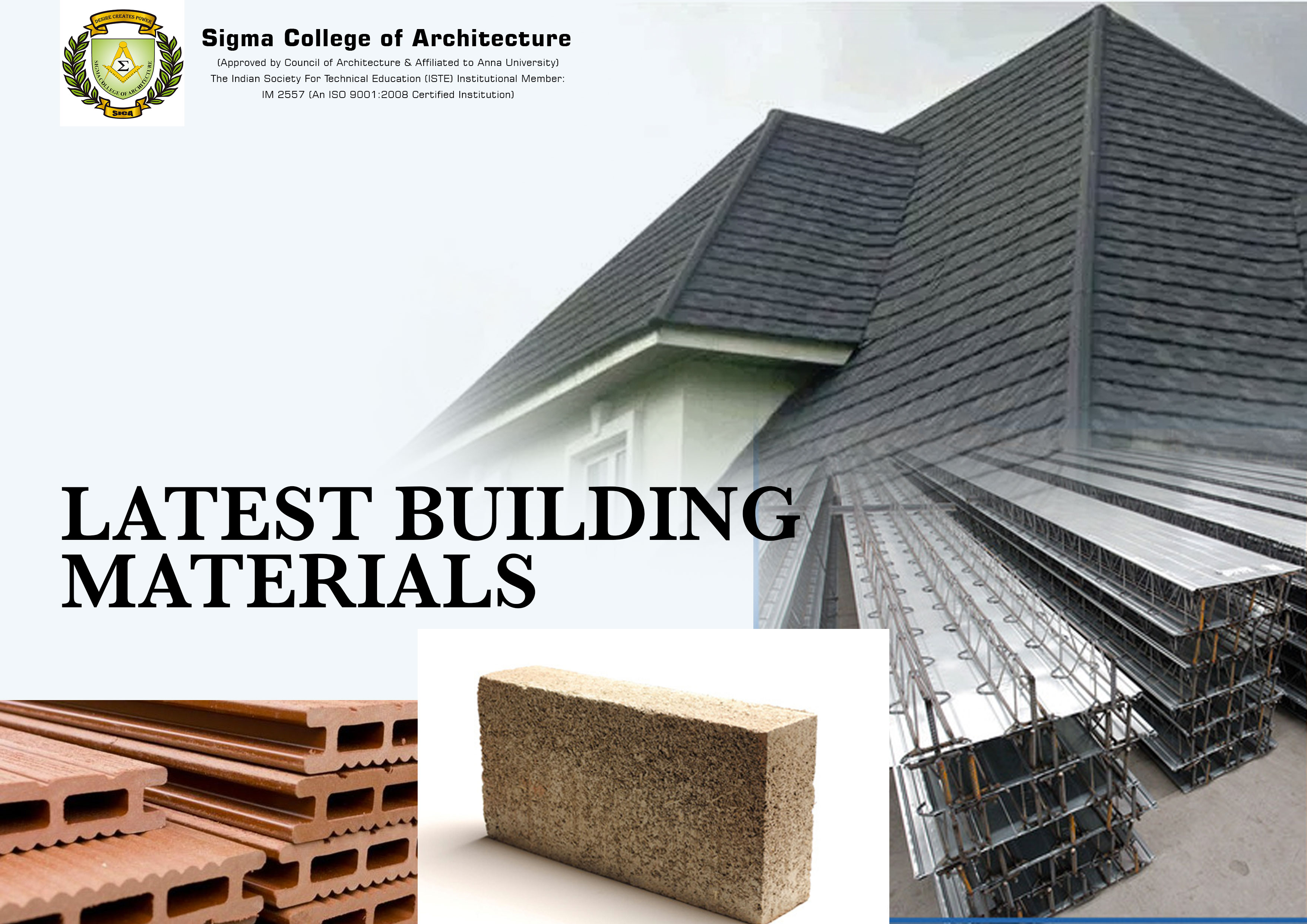 Latest Building Materials