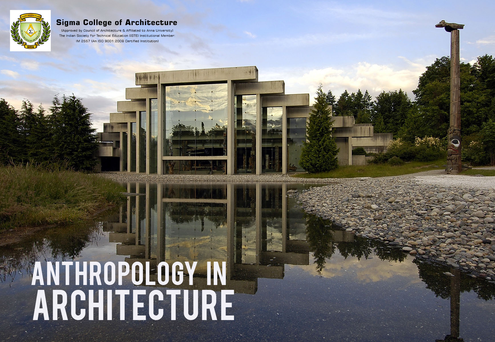 Anthropology in Architecture