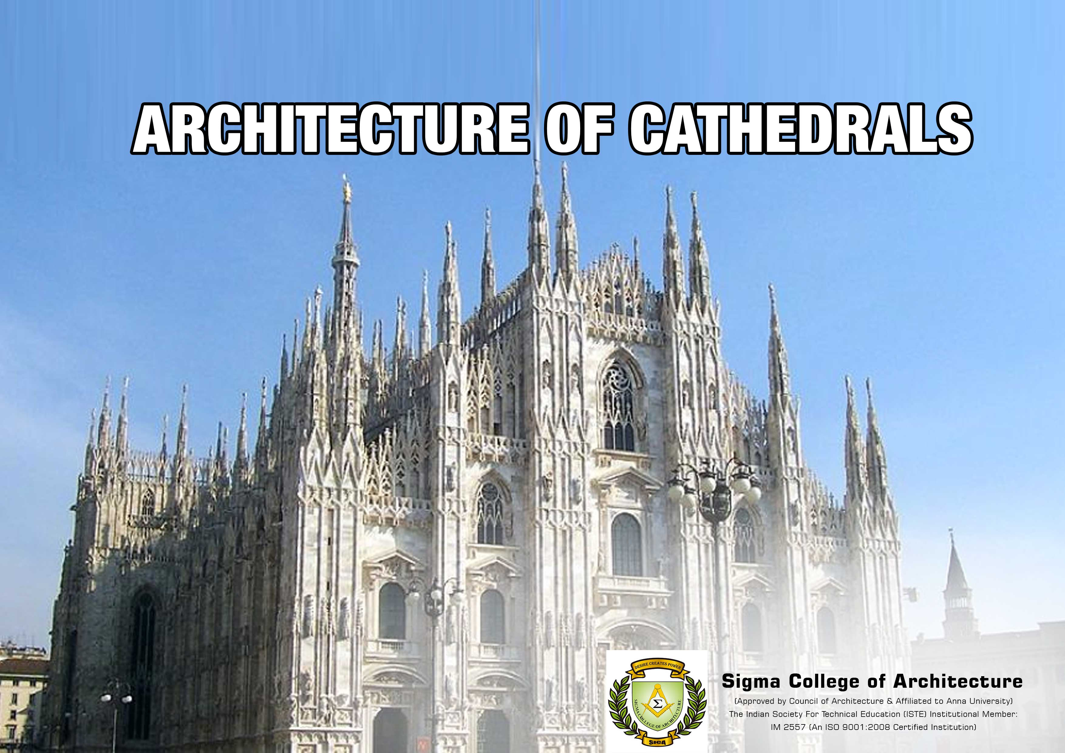 Architecture of Cathedrals
