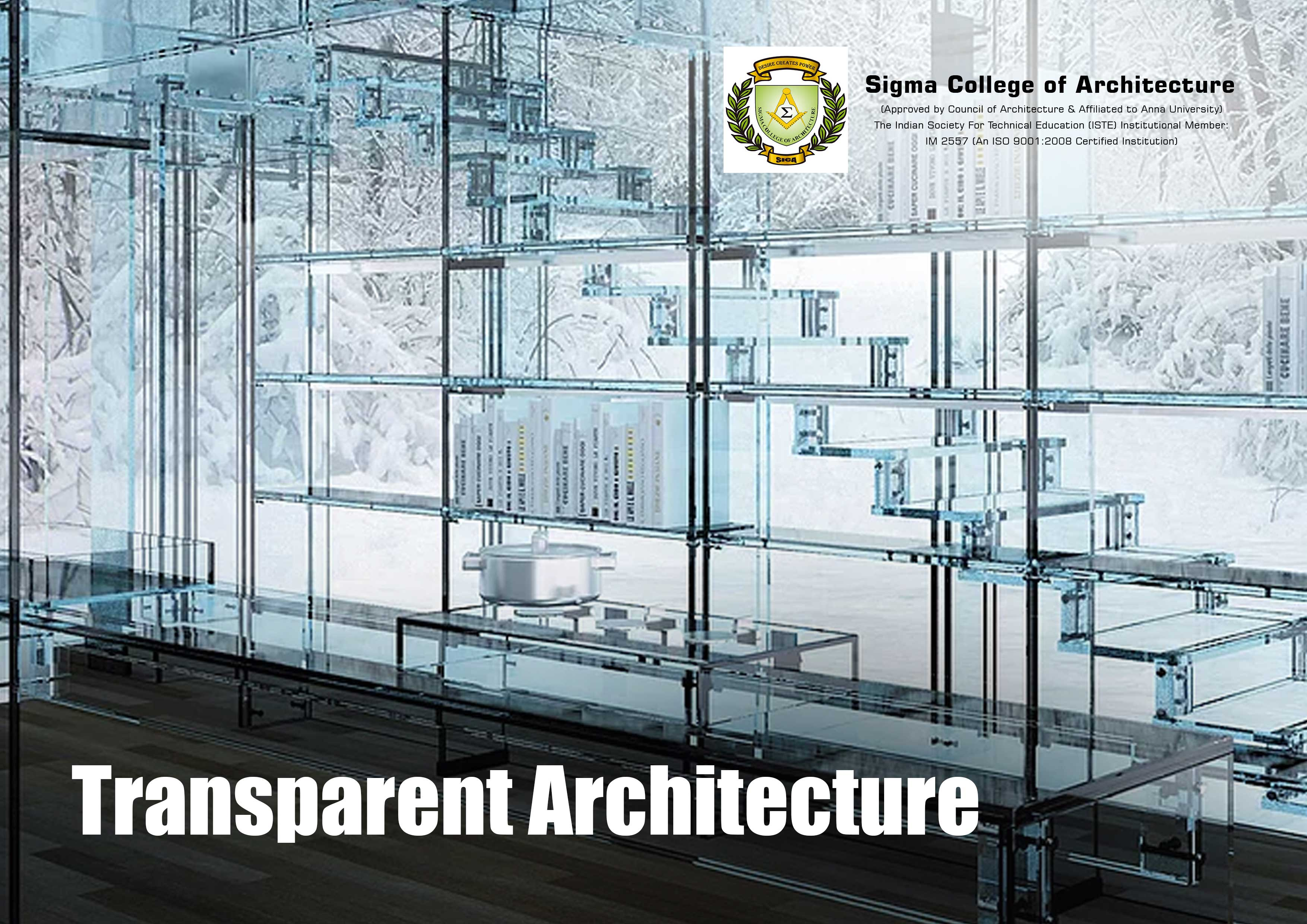 Transparent Architecture