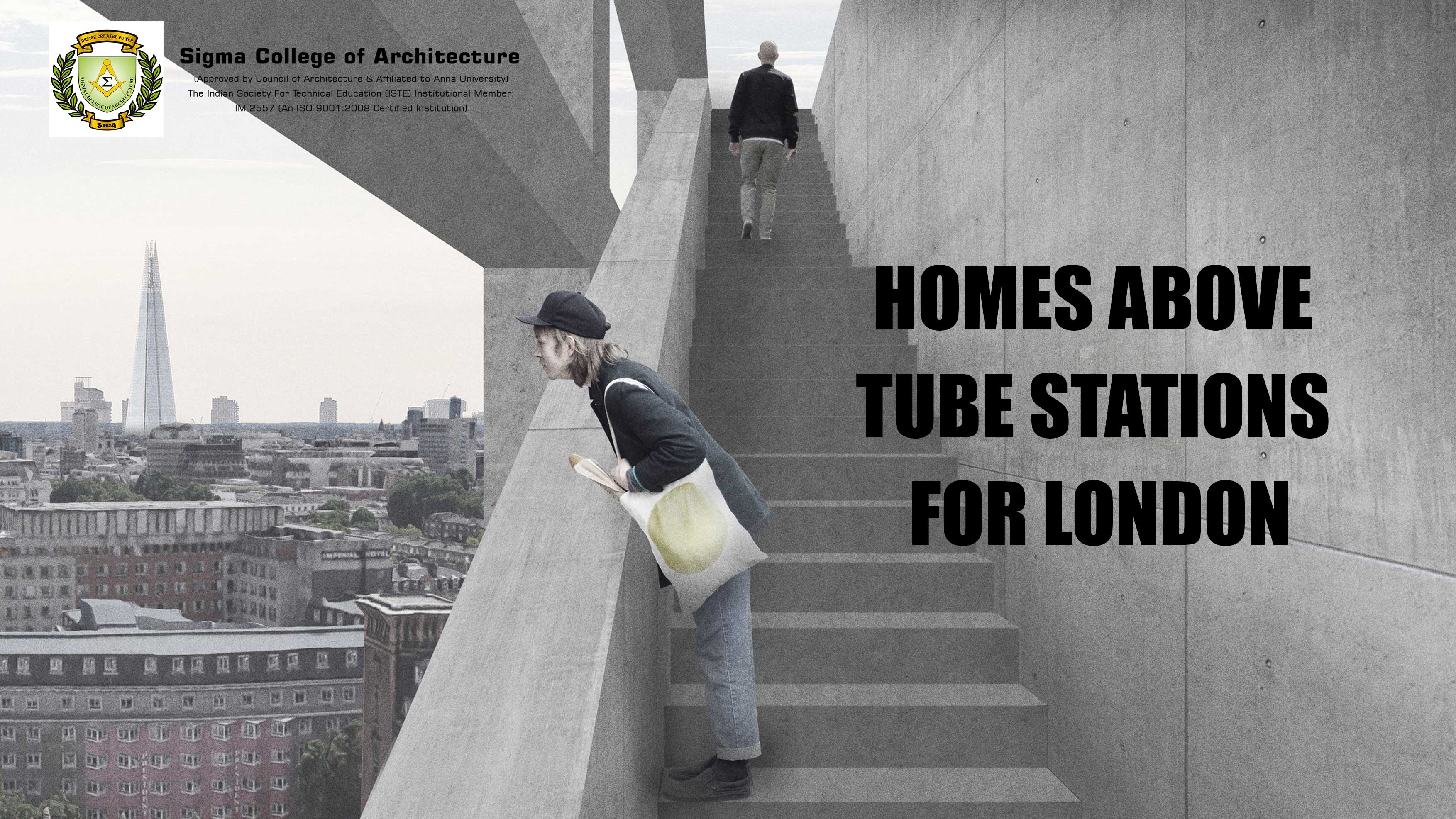 Homes Above Tube Stations for London