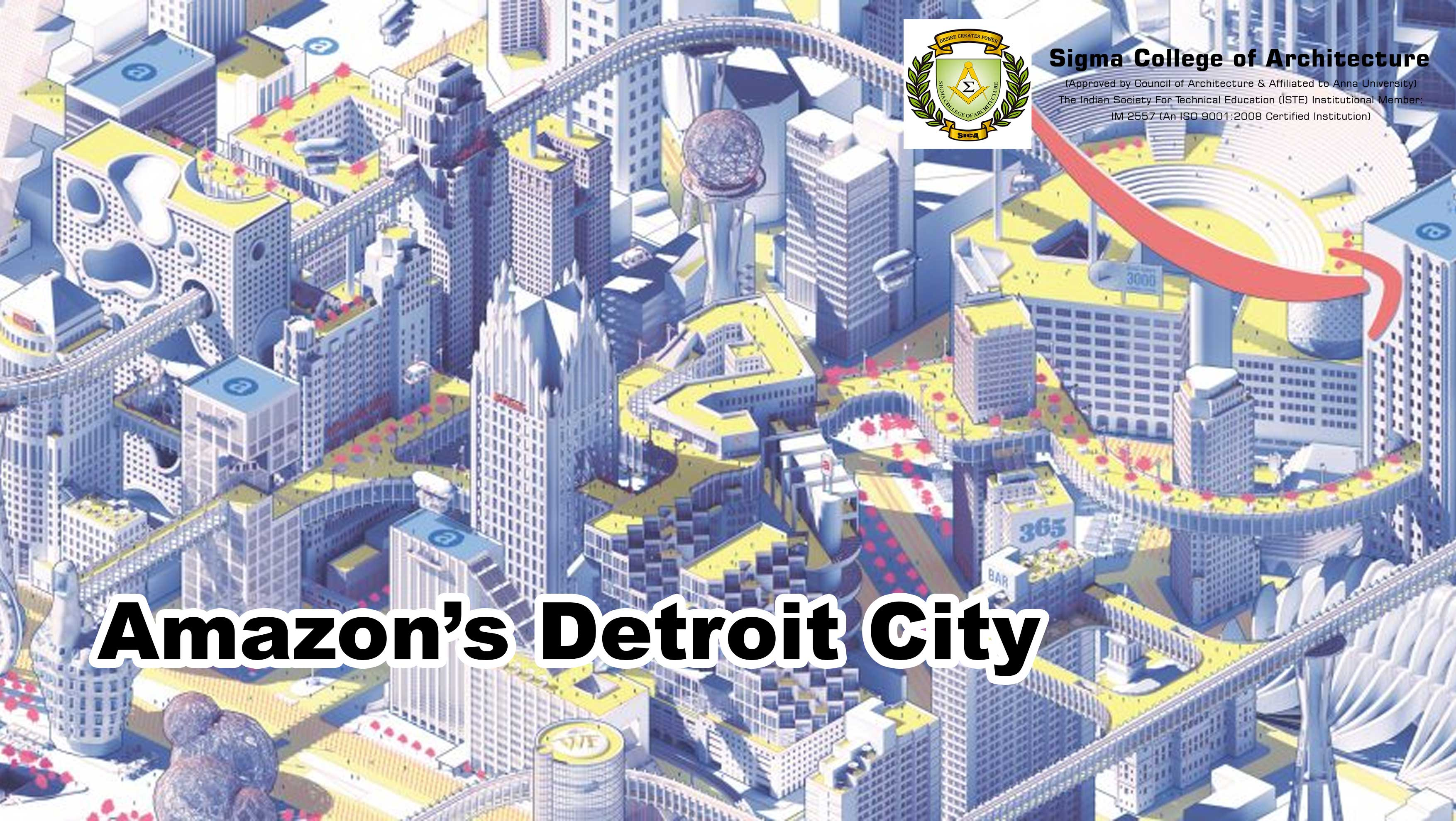 Amazon's Detroit City