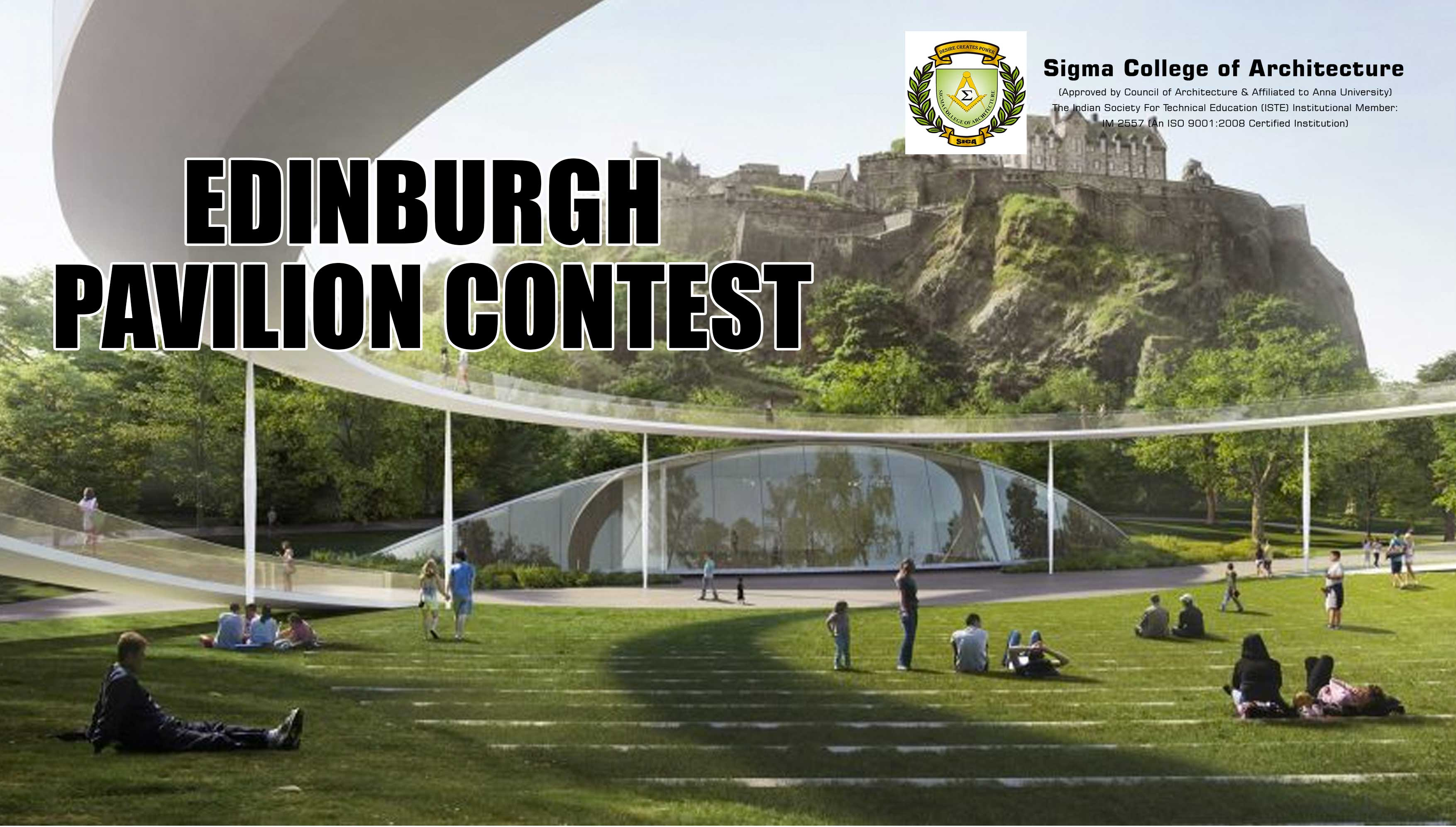 Edinburgh Pavilion Contest