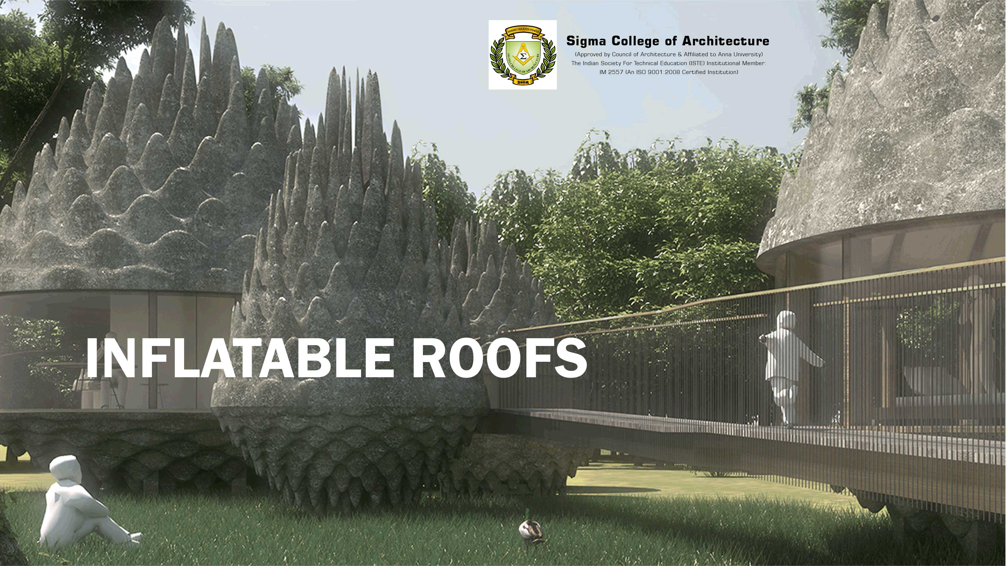 Inflatable Roofs