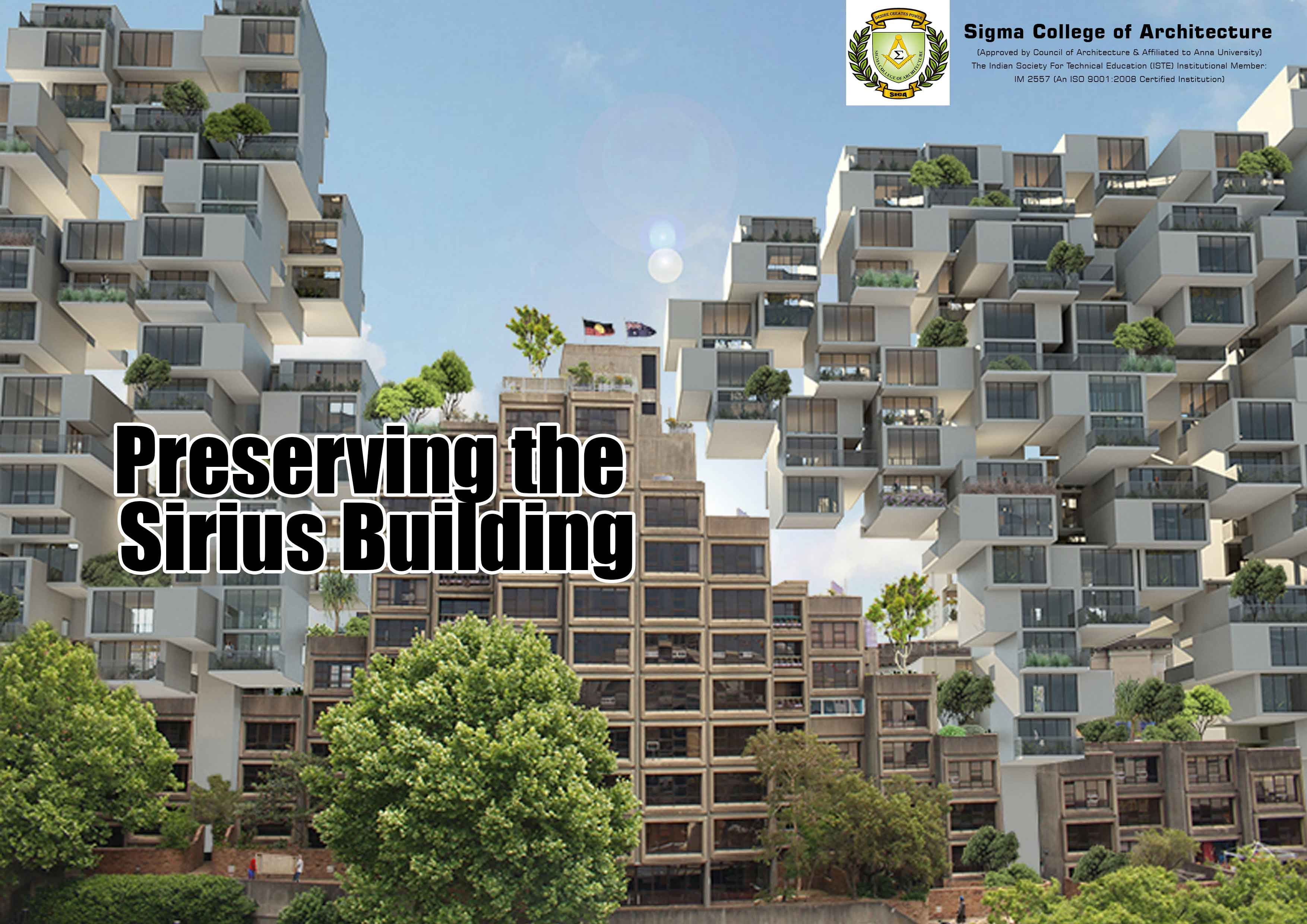 Preserving the Sirius Building