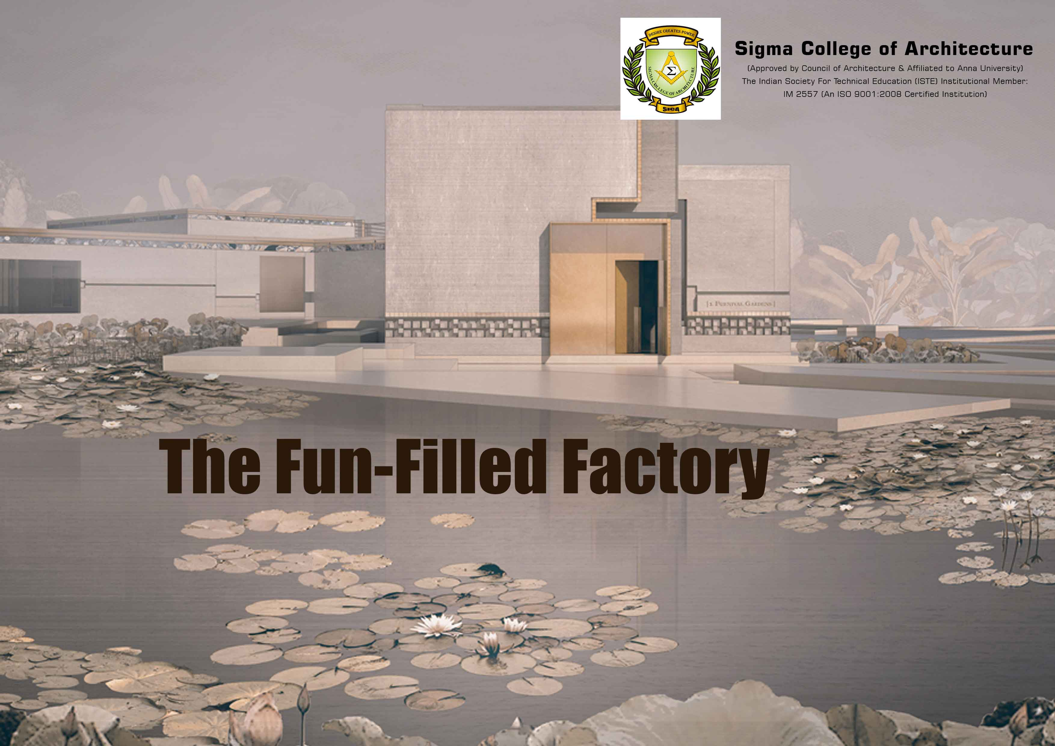 The Fun-Filled Factory