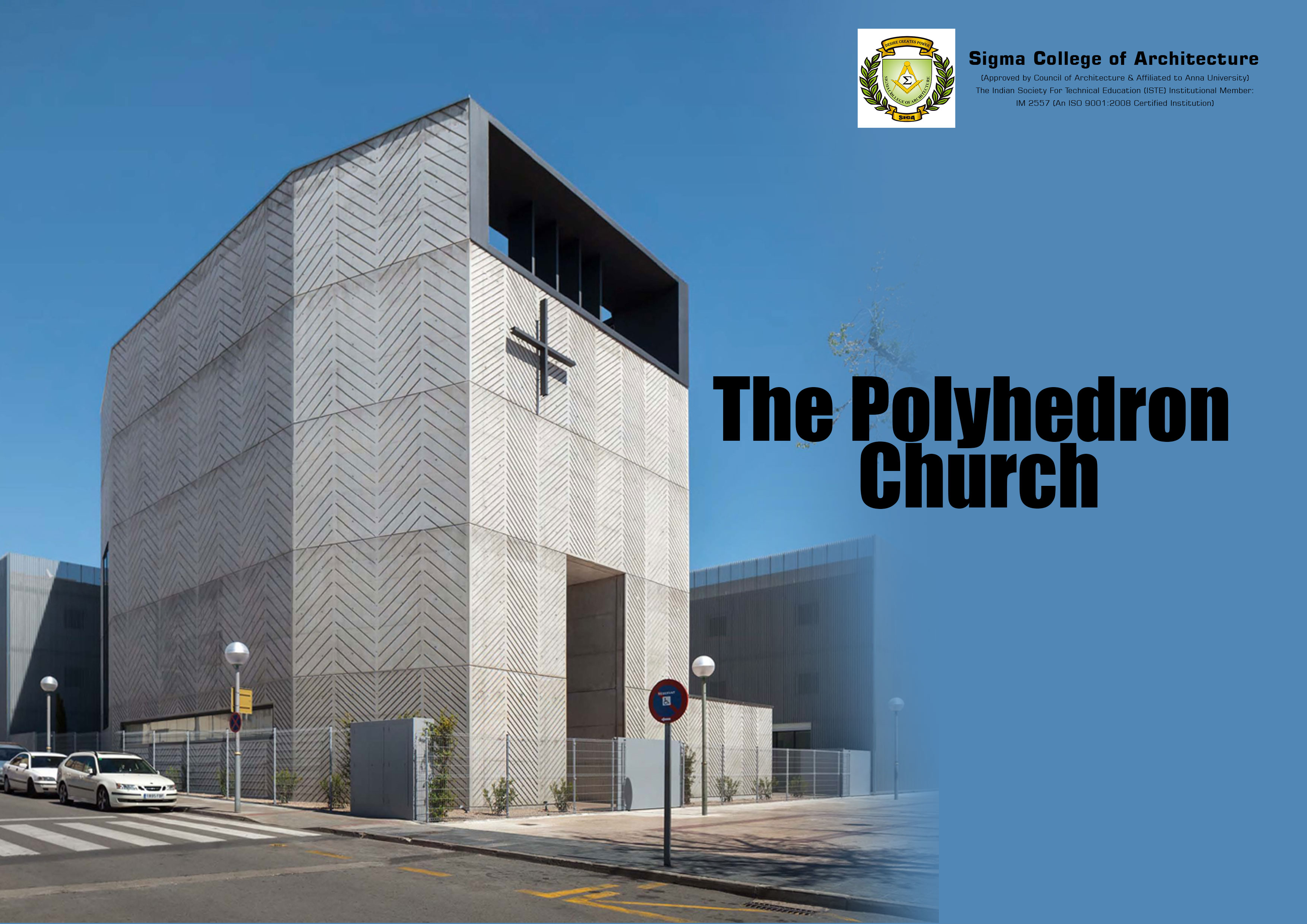 The Polyhedron Church