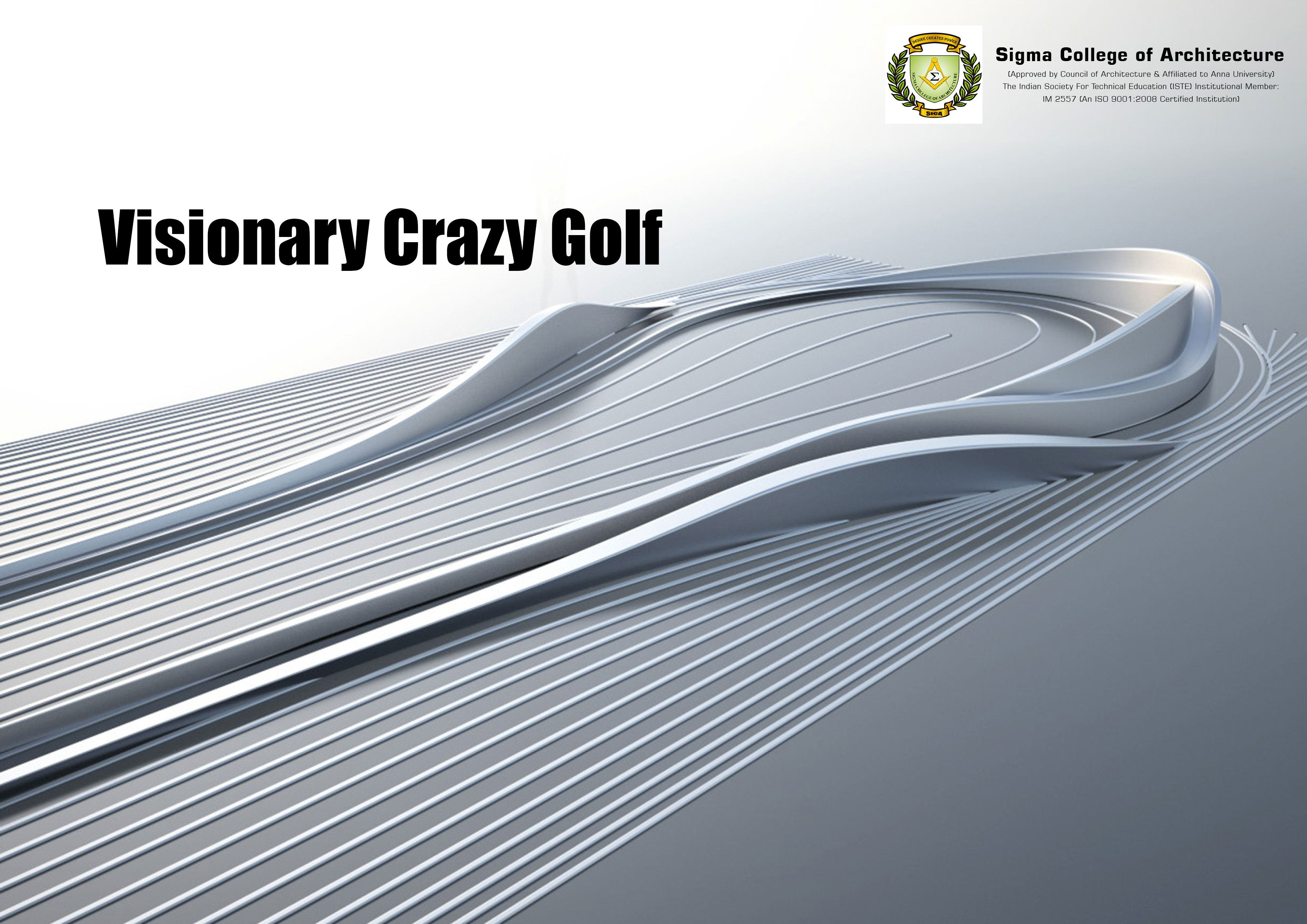 Visionary Crazy Golf