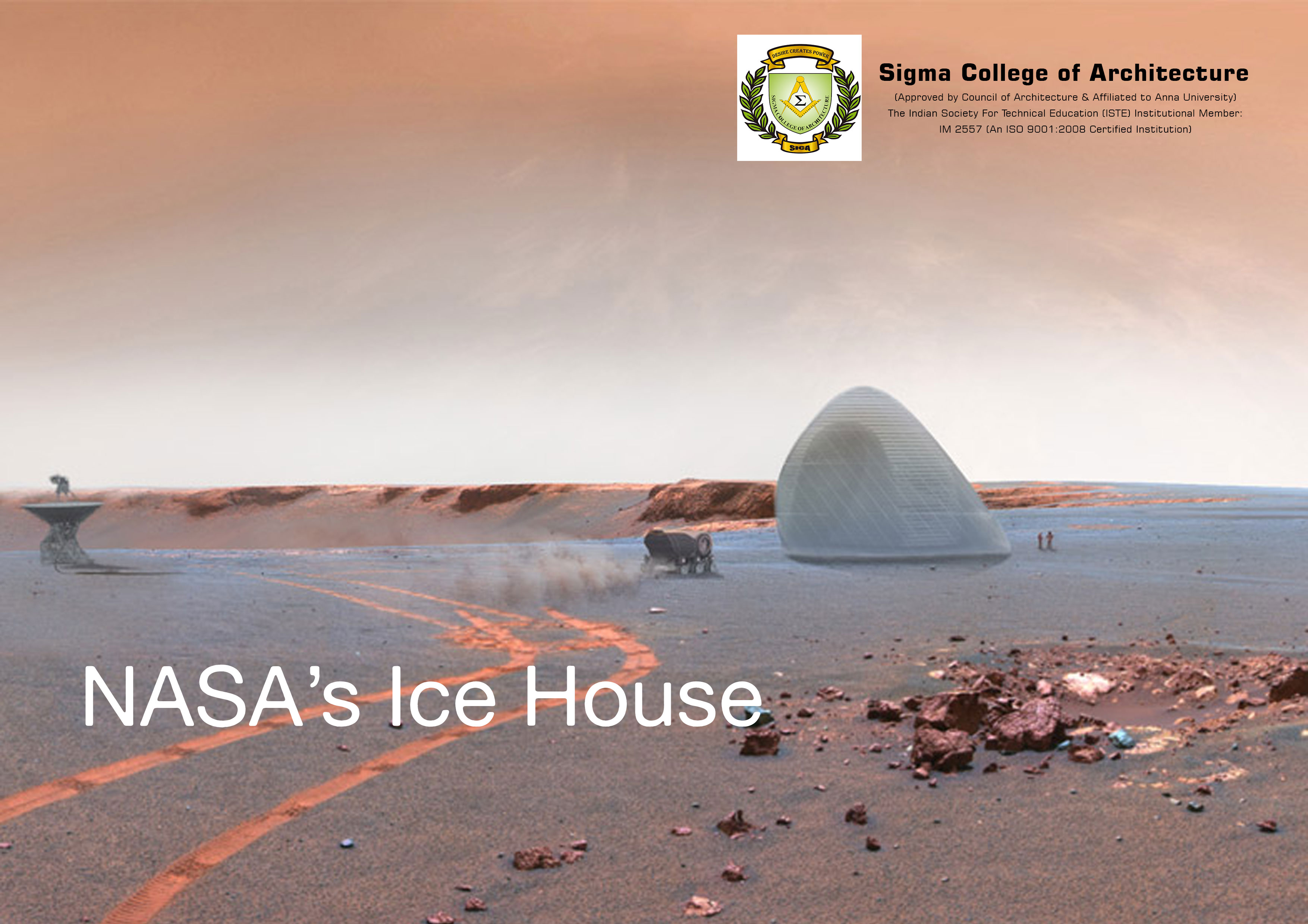 NASA's Ice House