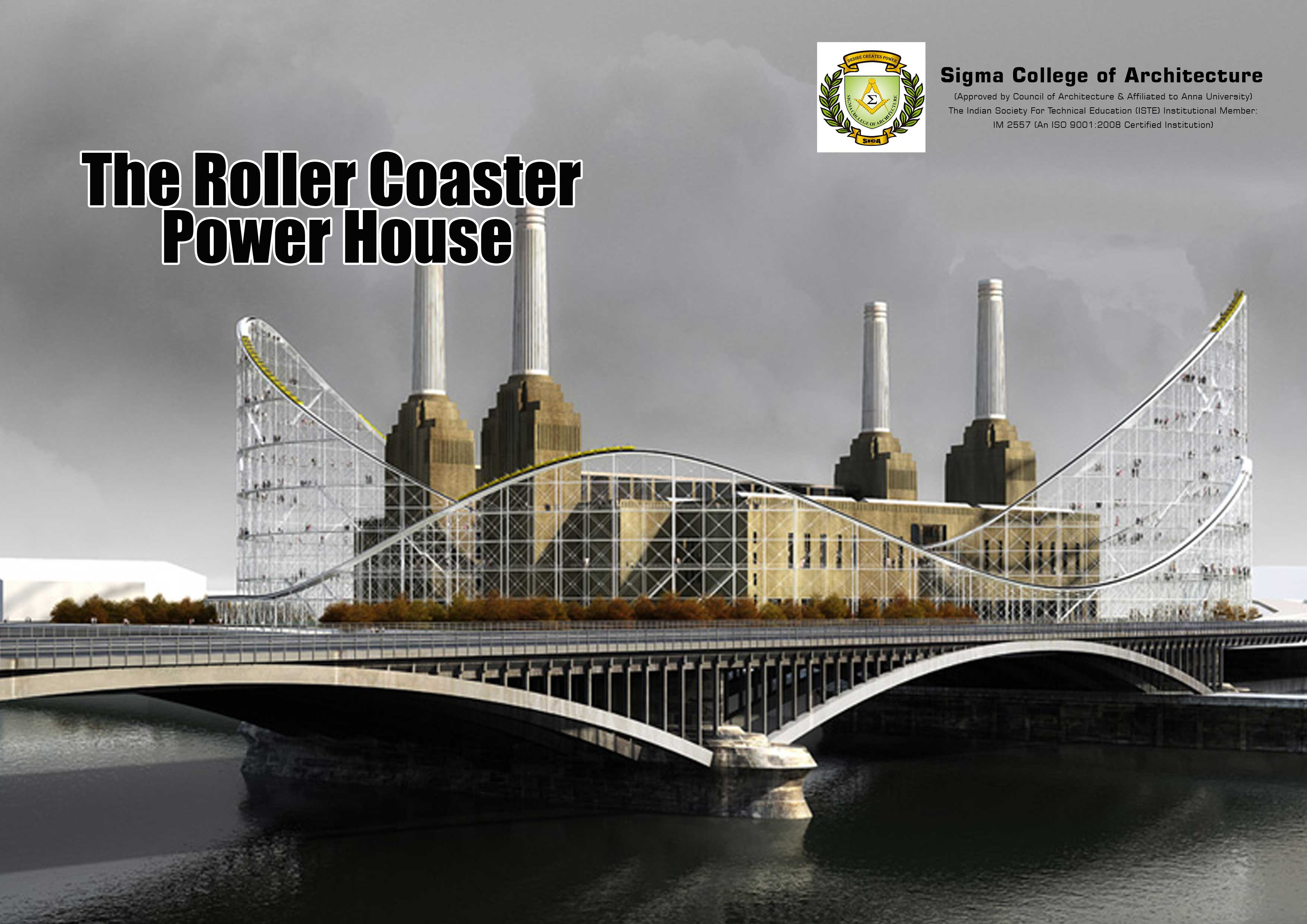 The Roller Coaster Power House