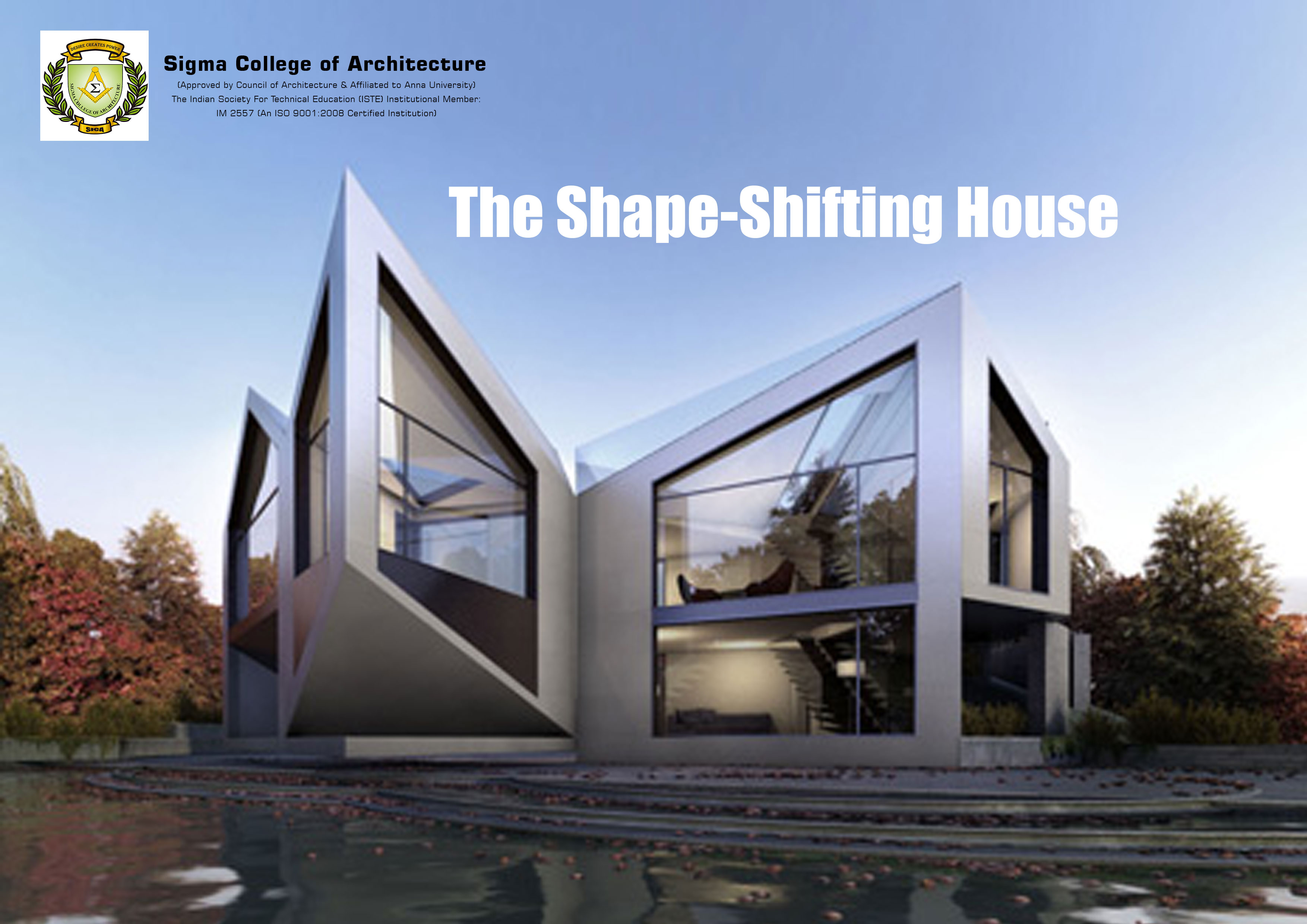 The Shape-Shifting House