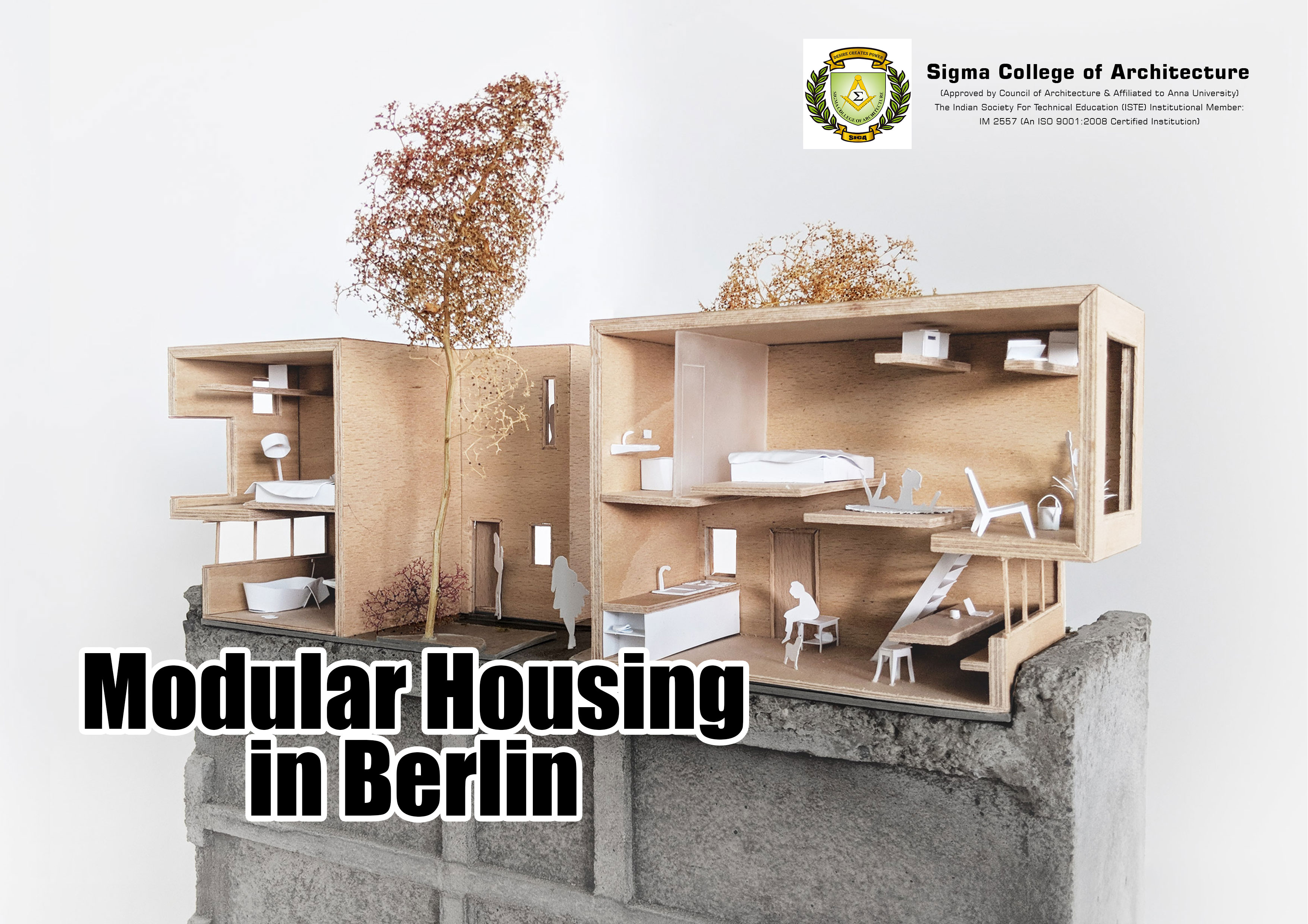 Modular Housing in Berlin