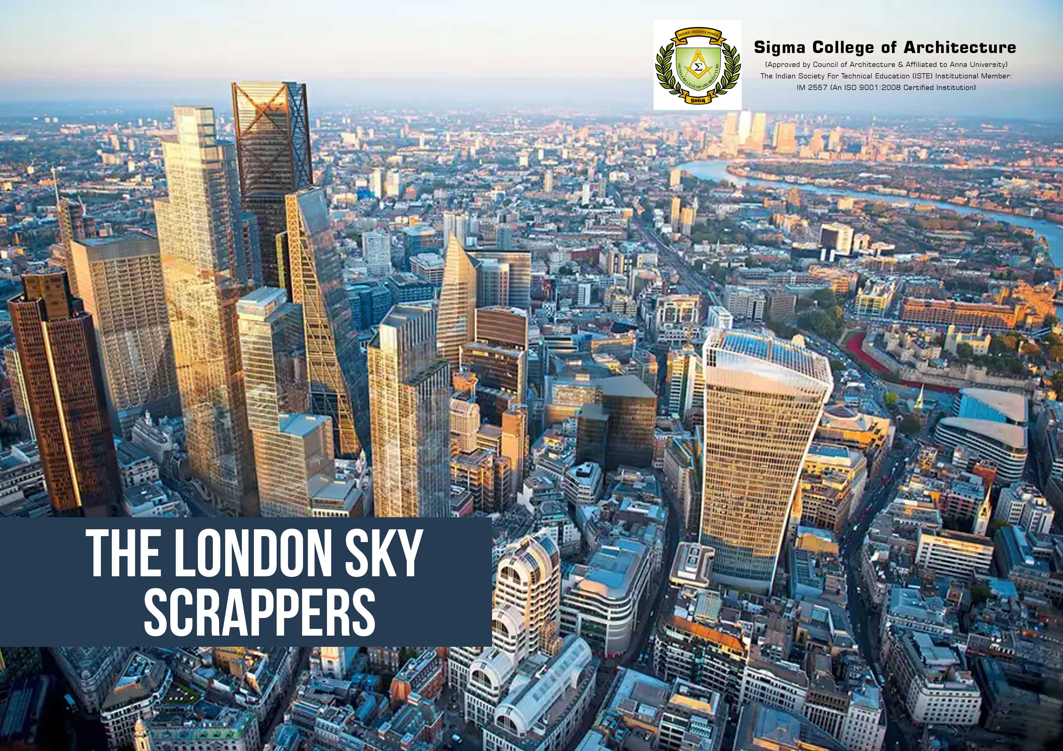 The London Sky Scrappers