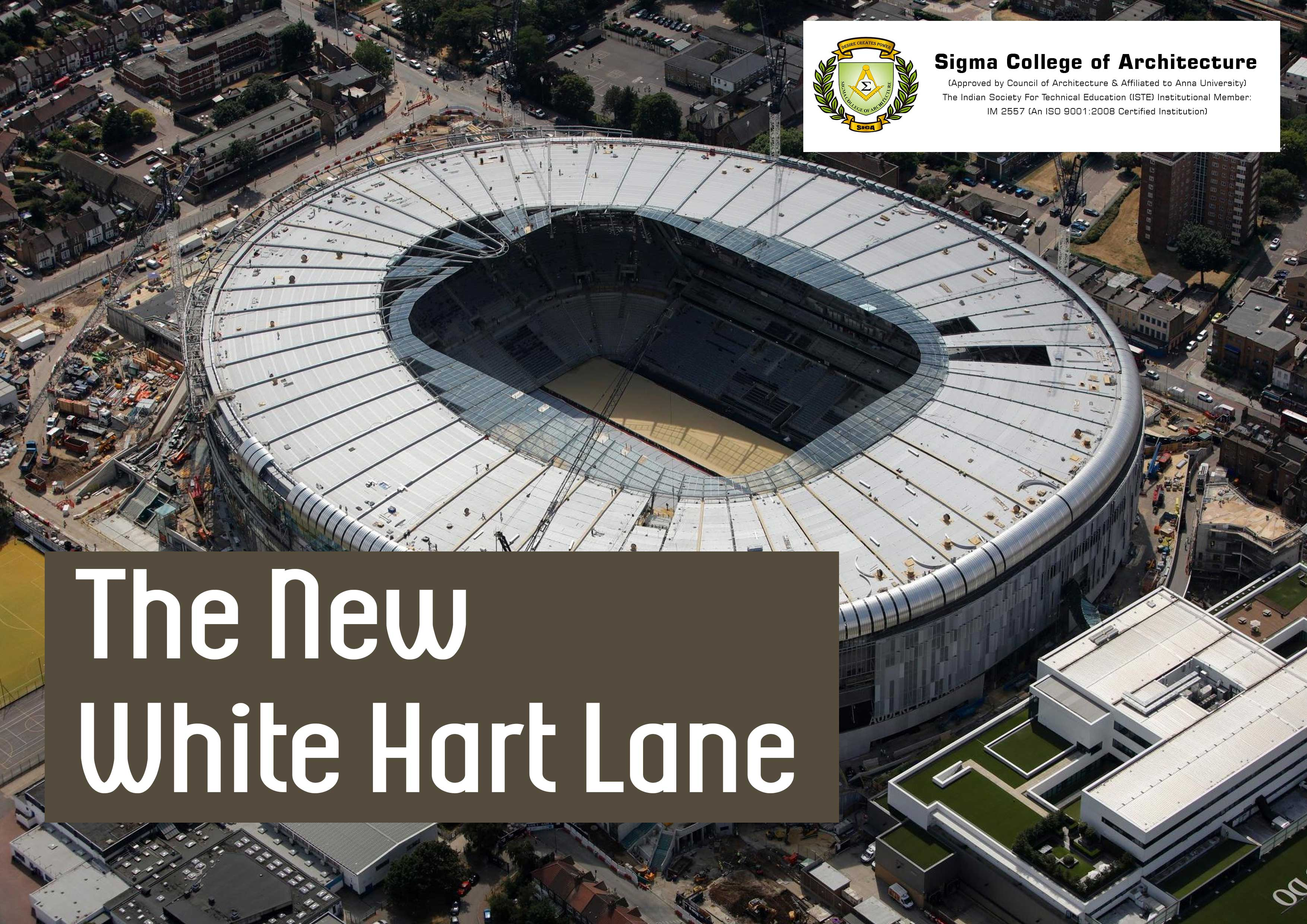 The New White Hart Lane