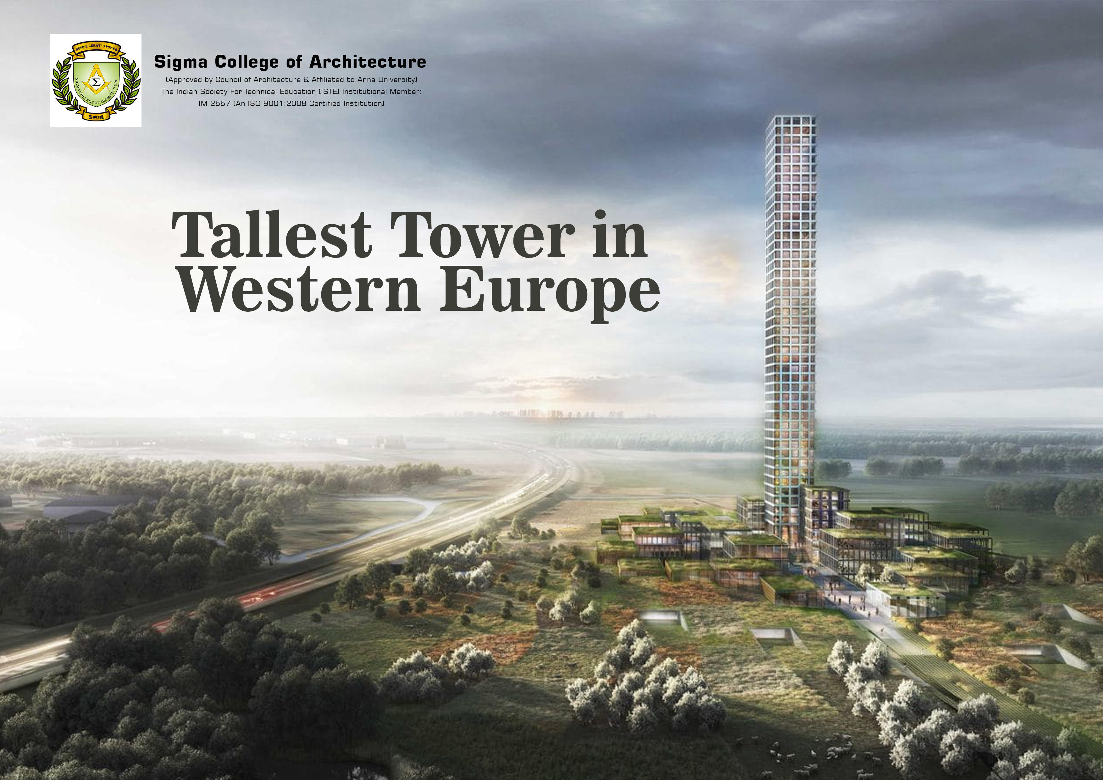 Tallest Tower in Western Europe