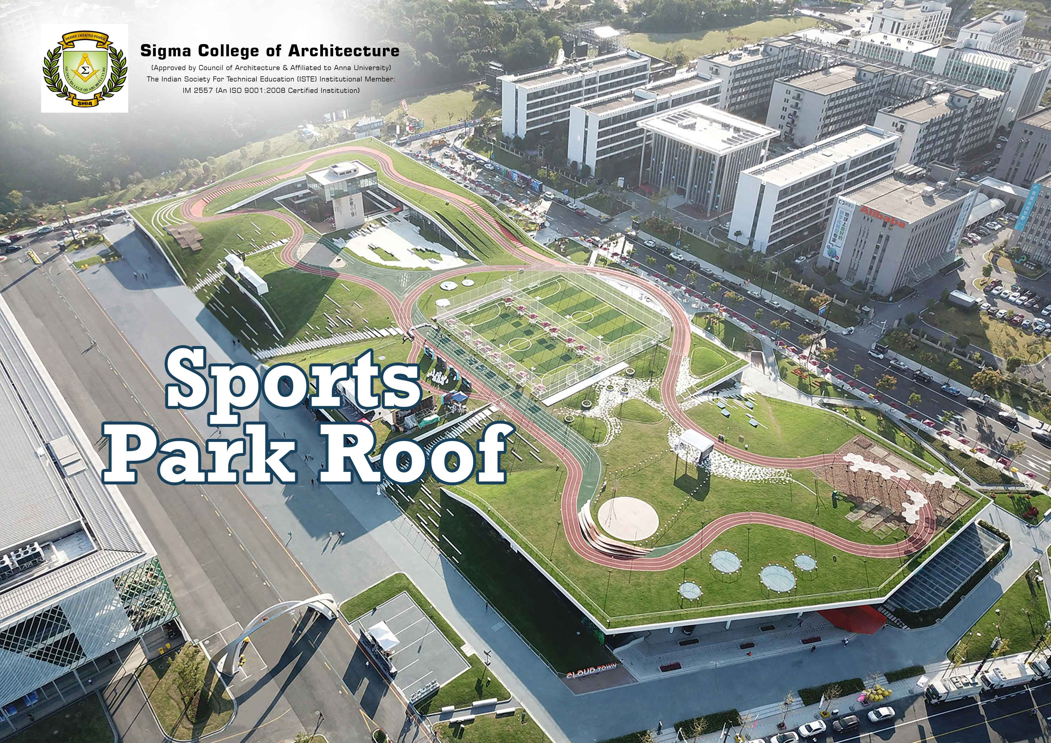 Sports Park Roof