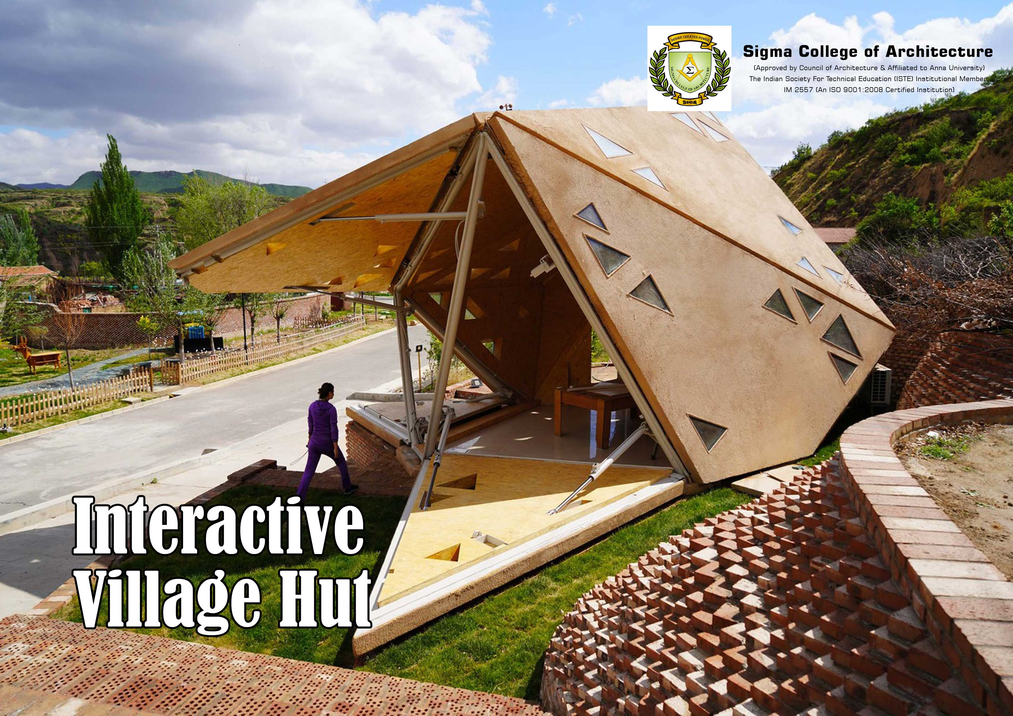 Interactive Village Hut