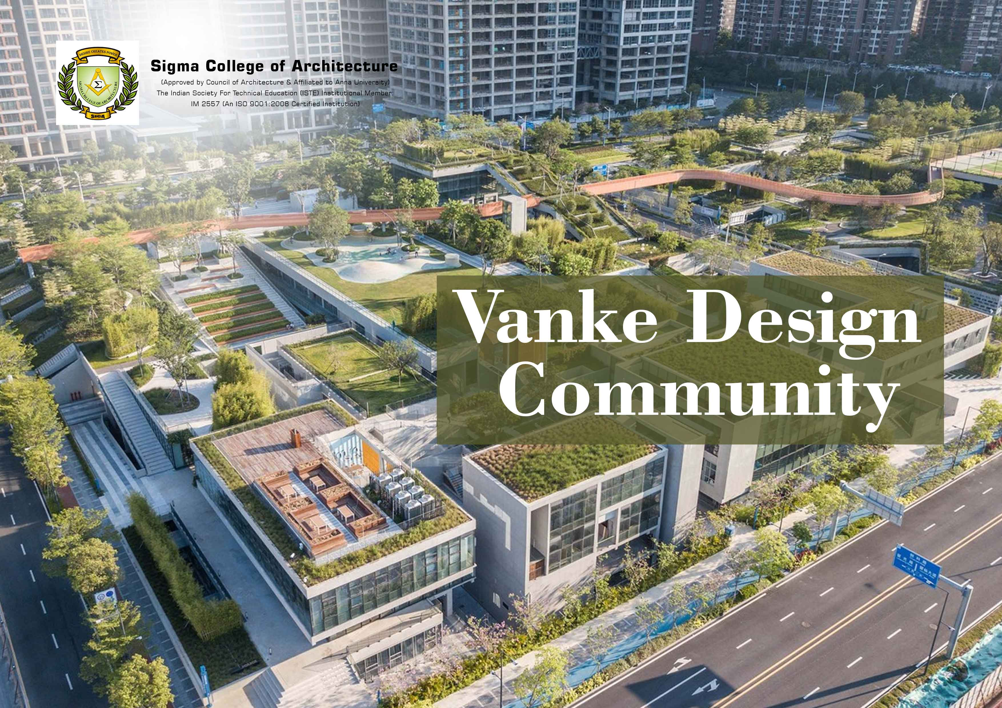 Vanke Design Community