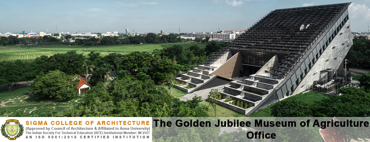 The Golden Jubilee Museum of Agriculture Office