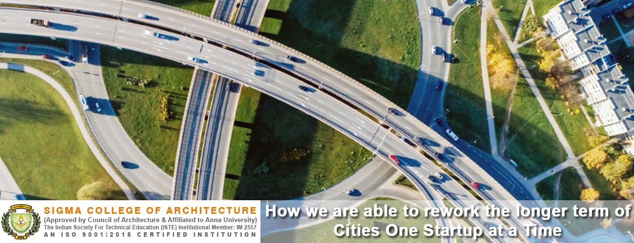 How we are able to rework the longer term of Cities One Startup at a Time