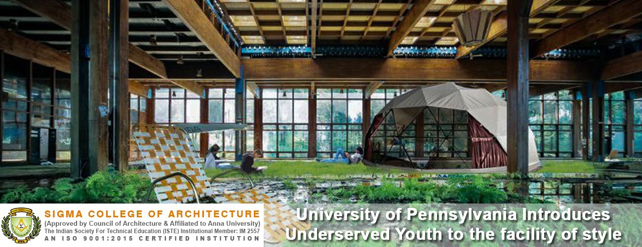 University of Pennsylvania Introduces Underserved Youth to the facility of style