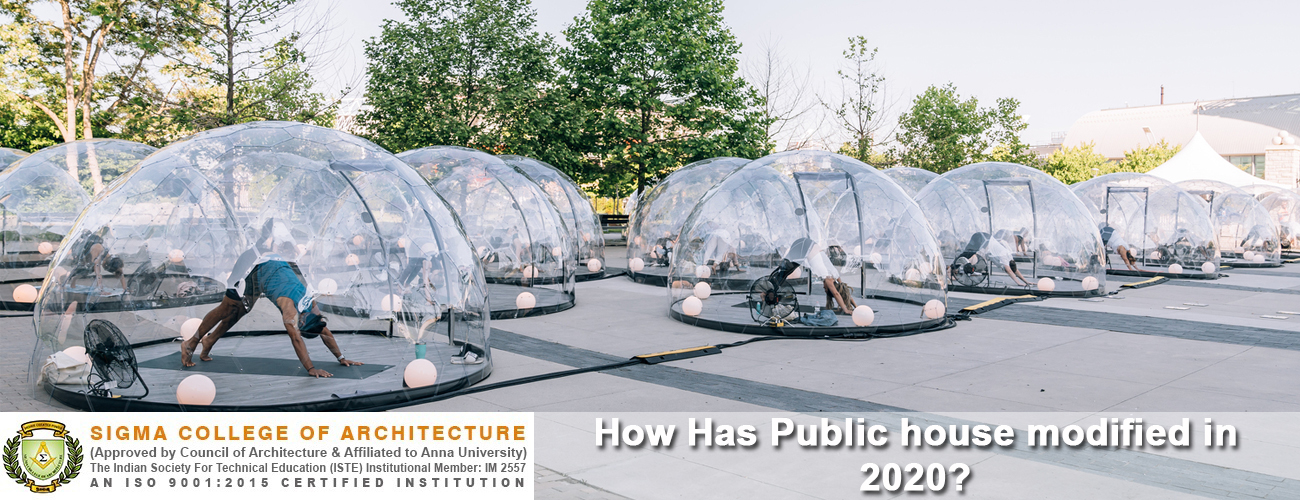 How Has Public house modified in 2020?