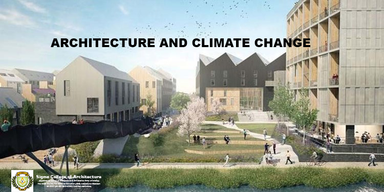 Architecture and Climate Change
