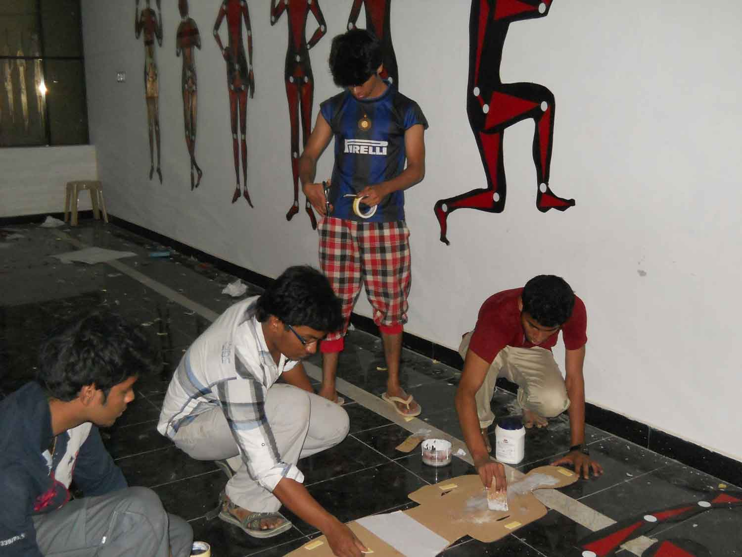 MODEL MAKING WORKSHOP