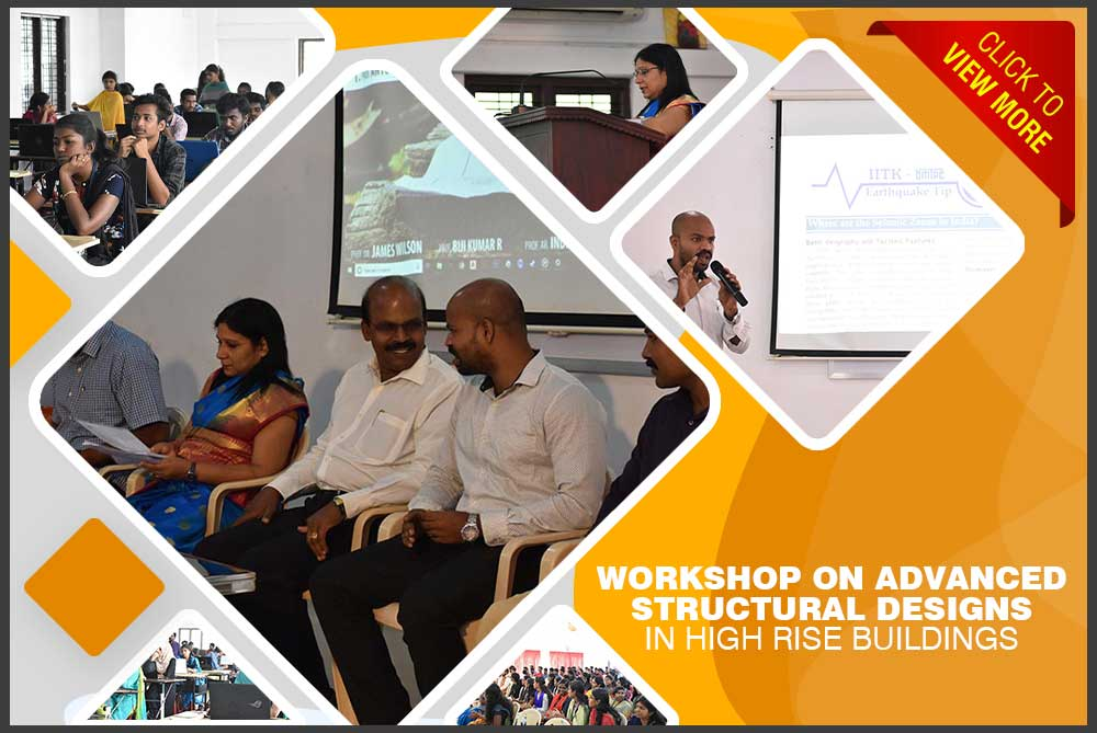 Workshop on Advanced Structural Designs in High Rise Buildings